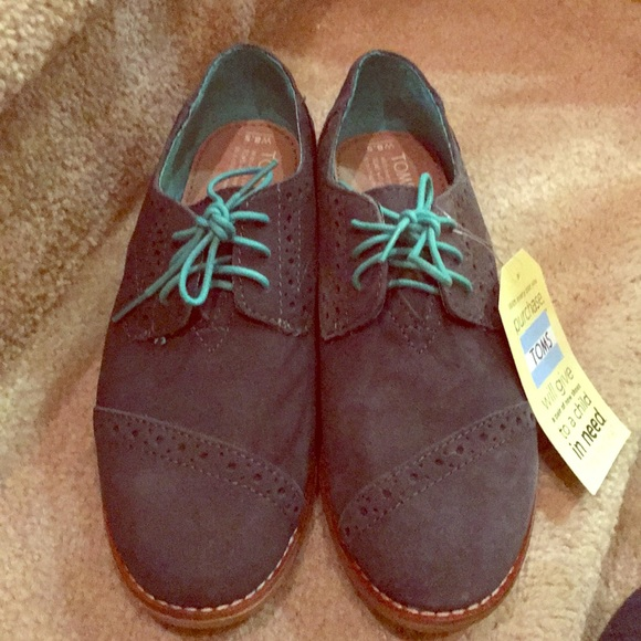 Toms Shoes - Toms Brogue Brand New with Tags
